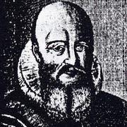 Kilian Kesselring (1583 bis 1650) aus Bussnang. Seine Verurteilung während des Dreissigjährigen Krieges löste einen inndereidgenössischen Konflikt aus.(Bild: PD)