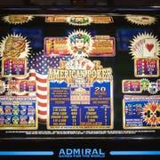 Wie gross ist das Suchtpotenzial bei Geschicklichkeitsspielautomaten? An dieser Frage scheiden sich die Geister. (KEY/Peter Klaunzer)
