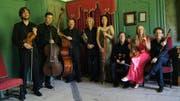Das Fiacorda Ensemble spielt bei der Konzertgemeinde Frauenfeld. (Bild: PD)