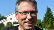 Alexander LeumannLehrer Schulhaus Hemmerswil (Bild: Manuel Nagel)