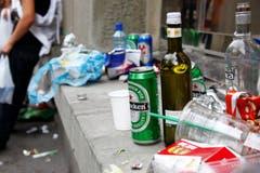 Abbild der Persönlichkeit: Wer seinen Abfall einfach liegen lässt, gibt damit auch einen Blick in seine Seele preis. (Bild: Imago Images)