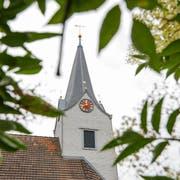 Der Tatort: Der Kirchturm in Wäldi. (Bild Donato Caspari)