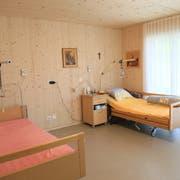 Bleiben die Betten in der Hofwis vermehrt leer, wenn sich die Gemeinde Mosnang weiter am Solino-Zweckverband beteiligt? (Bild: PD)
