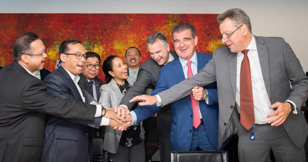 Stadler setzt einen Fuss nach Asien: Joint Venture in Indonesien und am Horizont ein Erstauftrag für 500 S-Bahn-Wagen | St.Galler Tagblatt