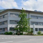 Produktionsstätte der Firma Reinhard in Sachseln (PD)