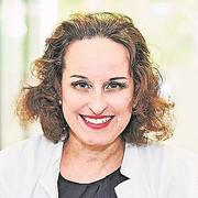 Endokrinologin Estilla Maurer-Major. Bild: PD