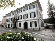 Acht Kandidatinnen und Kandidaten wollen bei den Stadtrats.Gesamterneuerungswahlen den Einzug ins Rathaus schaffen. (Bild: Donato Caspari)