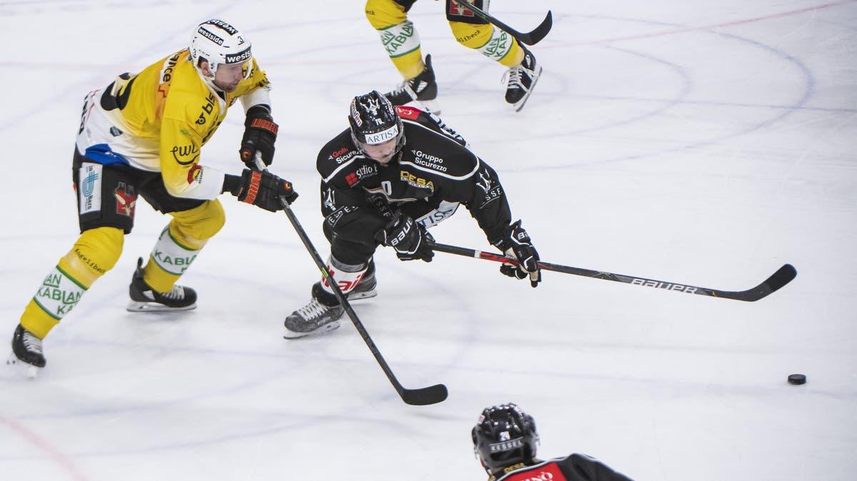 Eishockey Playoff