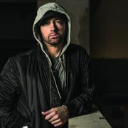 Der 46-jährige Rap-Superstar Eminem. (Bild: AP)