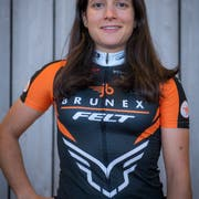 Ramona Forchini, Mountainbikerin aus Wattwil, hat die WM-Limite geschafft (Bild: PD)