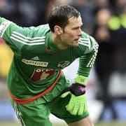 Der Routinier und älteste Spieler des FC Luzern: David Zibung (35). (Bild: Urs Lindt/Freshfocus (Bern. 6. März 2016))