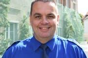 Christian Schmid ist seit 28 Jahren als Polizist tätig.