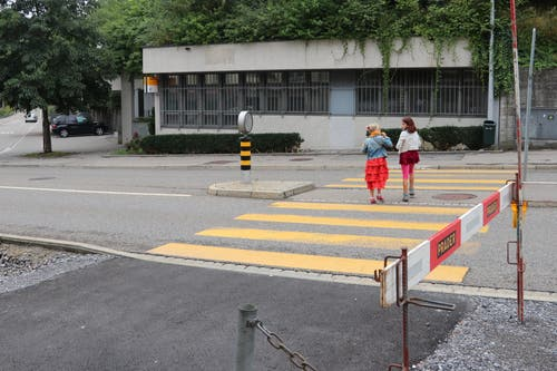 Die Poststelle Riethüsli wurde vor einigen Jahren ebenfalls geschlossen. (Bild: Reto Voneschen)