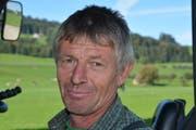 Ruedi Fässler, Betriebsleiter Grastrocknungsanlage Bazenheid. (Bild: Beat Lanzendorfer)