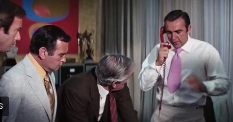 Bald droht der Stimmenklau: Eine Vision aus einem Bond-Film wird Realität | St.Galler Tagblatt