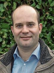 Der Inwiler Kantonsrat Fabian Peter ist der zweite Kandidat des Wahlkreises. (Bild: Boris Bürgisser)