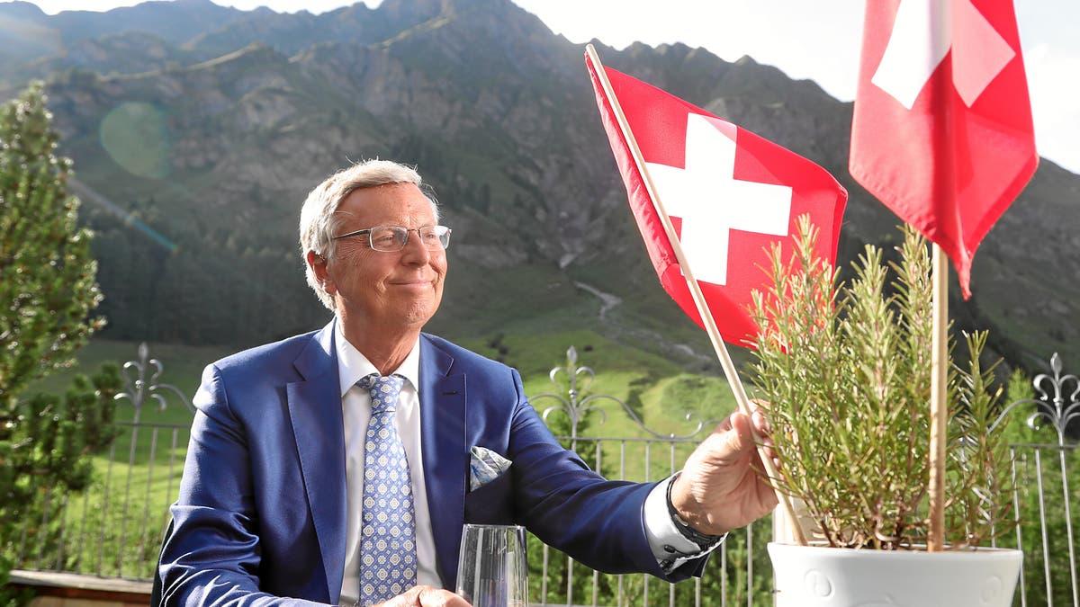Wolfgang Bosbach 2021