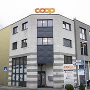 In Obergeschoss dieses Gebäudes entsteht nach den Sommerferien das Casino in Balzers. (Bild: Daniel Schwendener)