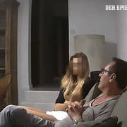 Eine Aufnahme jenen Abends, der Gudenus und Strache zum Verhängnis wurde. (Bild: Screenshot YouTube)