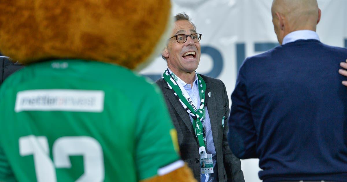 In diesen Kategorien ist der FC St.Gallen Spitzenreiter | St.Galler Tagblatt