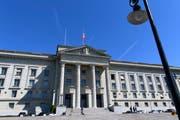 Das Bundesgericht in Lausanne (Bild: Laurent Gillieron/Keystone)