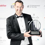 Gewinner des EOY 2018 (Industrie/Hightech/Life Sciences) und Schweizer Vertreter am World EOY in Monaco: Dr. Christian Brönnimann, Dectris AG. (Bild: PD)