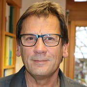 Gemeindepräsident Peter Mathys. (Bild: Martin Sinzig)