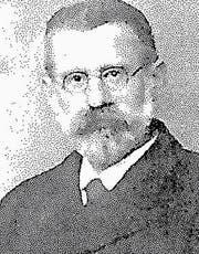Dr. Jakob Kuhn, 1870-1939, Arzt in Nesslau.