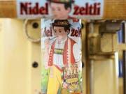 Neu werden die Appenzeller Nidelzeltli» in der Goba-Manufaktur in Bühler hergestellt. (Bild: pd)