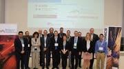 Referenten und Sponsoren boten den rund 120 internationalen Teilnehmenden viel Wissenwertes. (Bild: PD)
