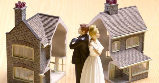 Geld Scheidung Wie Kann Ich Das Gemeinsame Haus Behalten