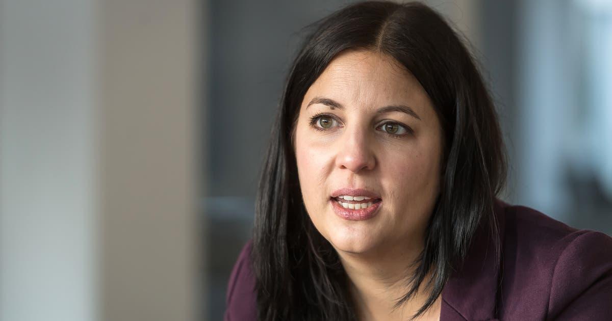 St.Galler SP will zweiten Regierungssitz mit Laura Bucher verteidigen   St.Galler Tagblatt