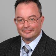 Thomas Rickenbacher, Vorstandsmitglied der KAB und Koordinator der Theaterabende in der evangelischen Unterkirche.