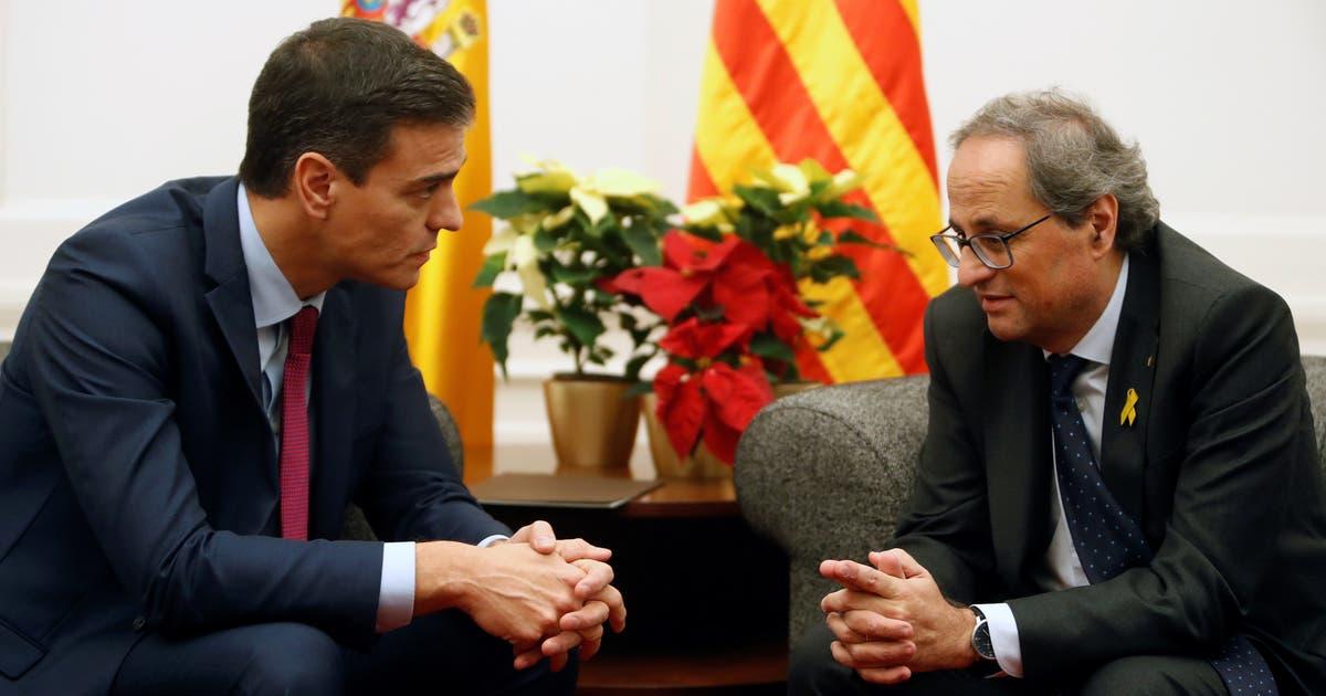 Madrid und katalonien suchen wieder den dialog st galler tagblatt - Ka international madrid ...