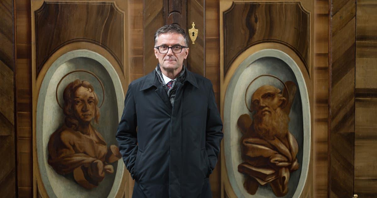 St.Galler Katholiken wählen einen neuen Regierungschef: Raphael Kühne hat einen langen Atem | St.Galler Tagblatt