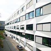 Semesterstart der Luzerner Hochschulen. Uni Gebäude fotografiert am 10. September 2015.