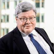 Reinhard Bütikofer (66) ist Aussenpolitiker der Europäischen Grünen im EU-Parlament und ehemaliger Vorsitzender der deutschen Partei Bündnis90/Die Grünen. (Bild: PD)