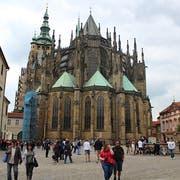 Veitsdom in Prag. (Bild: PD)