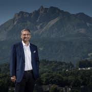 Auch wenn immer mehr Kantone nachziehen – ist das Vorpreschen des Kantons Luzern sinnvoll? «In Bern wird immer geredet, aber nichts gemacht», sagt Gesundheitsdirektor Graf dazu. (Bild: Pius Amrein, Luzern, 26. Juni 2017)