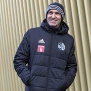 Hier noch als Assistenztrainer beim FCB, aber Thomas Häberlis Blick geht nach Luzern. (Andy Mueller/Freshfocus (Rottach-Egern, 3. Juli 2018))
