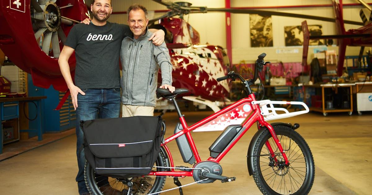 Dank Start-up aus Appenzell: Das Benno Bike erobert nun auch den Schweizer Markt