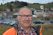 Theo Messmer, Betriebsleiter Skilift Gähwil. (Bild: Beat Lanzendorfer)