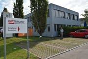 Die Firma RWD Schlatter am Hauptsitz in Roggwil. (Bild: Sheila Eggmann)