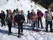 Der Schneeschuhclub Arni organisiert Anfang 2019 einen Jubiläumsevent. (Bild: PD)