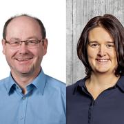 Die Aspiranten der FDP (von links): Thomas Dürger, Thomas Lehmann und Ramona Gut-Rogger. (Bild: PD)