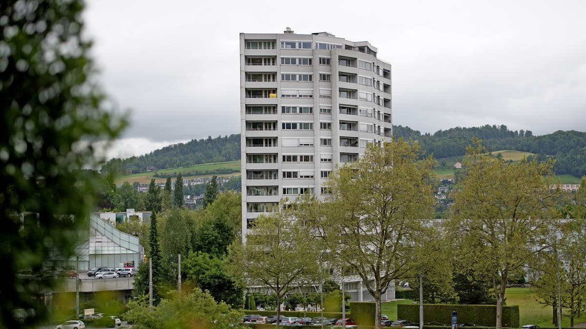 The City Of Lucerne Is Heading For 98000 Inhabitants