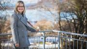 Anita Dähler war bereits Gemeindepräsidentin von Mammern. Nun kandidiert sie für die Nachfolge von Hansjörg Lang. (Bild: Reto Martin)