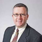 Rudolf Rechsteiner, Präsident der Anlagestiftung Ethos. (Bild: Gaëtan Bally/Keystone)