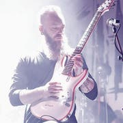 Emil Bulls am «UrRock»-Festival 2018. (Archivbild: Snapshot Style)