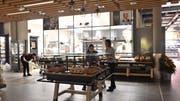 Die Bäckerei war der Auslöser für den Feueralarm, da die Bäckerinnen und Bäcker eine Stunde früher als geplant mit der Arbeit begonnen hatten. (Bild: Manuel Nagel)